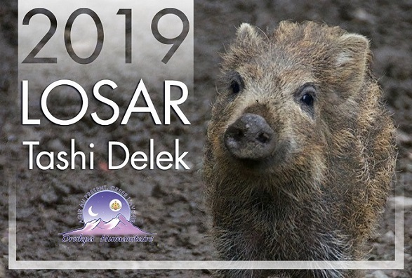 LOSAR Tashi Delek